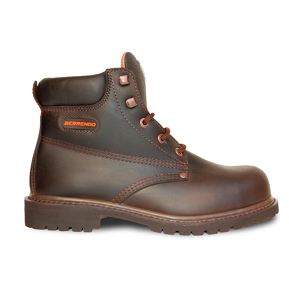 922b5cc572 Zapato Tipo Borceguí Construcción Welt